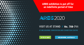 ARBS 2020 EXHIBITION IS POSTPONED