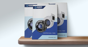 "Blauberg Motoren presents ""Centrifugal Fans"" catalogue"