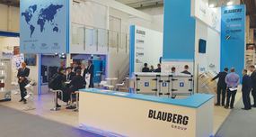 Blauberg at ISH 2019 – world's leading trade fair for HVACR + Water